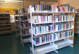 Bibliothèque de St Romain en Gier