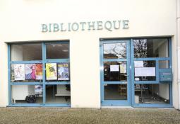 Bibliothèque d'Echalas