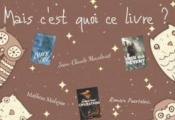 CONDRIEU - Envie de livres différents !?
