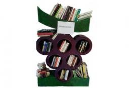 Bibliothèque de St Cyr sur Rhône